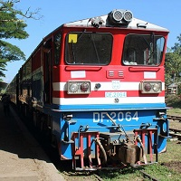 Online treintickets in Myanmar boeken