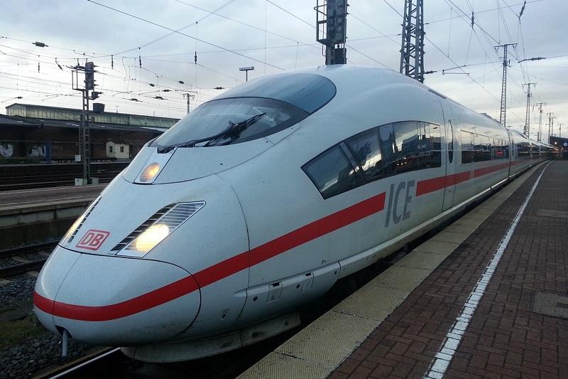 Treinen in Duitsland